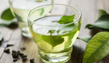 Sağlıklı Bir Hayat İçin Yeşil Çay İçin