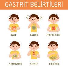 Gastrit Belirtileri Gastrit Neden Olur